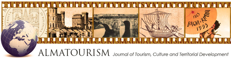 Almatourism - Journal of Tourism, Culture and Territorial Development